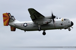 Grumman C-2A Greyhound US Navy 162176 / 41