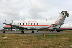 Beech 1900D Atlantique Air Assistance F-GNBR