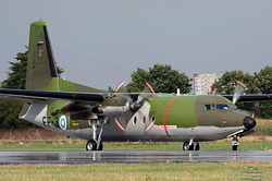 Fokker F-27-400M Troopship Finland Air Force FF-3