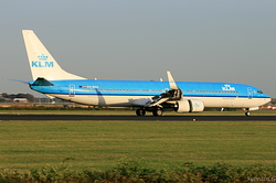 Boeing 737-9K2 KLM Royal Dutch Airlines PH-BXO