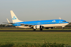 Boeing 737-8K2 KLM Royal Dutch Airlines PH-BXB