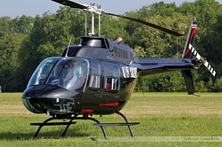 Bell 206-B3 JetRanger III ABC Helicopters F-GRCE