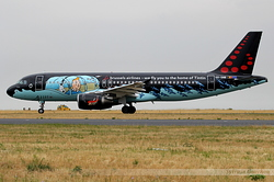 Airbus A320-214 Brussels Airlines OO-SNB