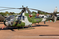 Aerospatiale SA-341B Gazelle AH1 Royal Army ZB689