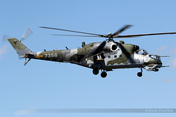 Mil Mi-35V Czech Republic Air Force 7356