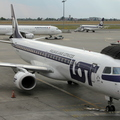 Embraer ERJ-195LR LOT Polish Airlines SP-LNA