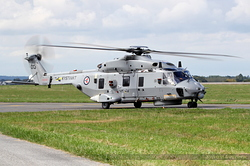 NHI NH-90 NFH Norway Coast Guard 013 / CSX81691