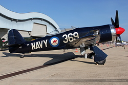 Hawker Fury FB10 369 / F-AZXL