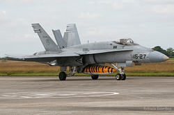 McDonnell Douglas EF-18M Hornet Spain Air Force C.15-40 / 15-27