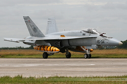 McDonnell Douglas EF-18M Hornet Spain Air Force C.15-64 / 15-34