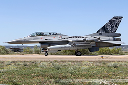General Dynamics F-16BM Fighting Falcon Norway Air Force 692
