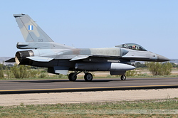 General Dynamics F-16C Fighting Falcon Greece Air Force 013