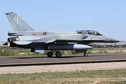 General Dynamics F-16D Fighting Falcon Greece Air Force 028