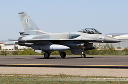 General Dynamics F-16C Fighting Falcon Greece Air Force 019