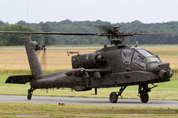 Boeing AH-64D Apache Longbow Netherlands Air Force Q-18