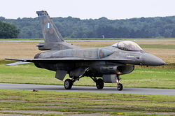 General Dynamics F-16C Fighting Falcon Greece Air Force 534