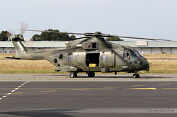 Agusta Westland EH-101 Merlin HC3A Royal Air Force ZJ125 / J
