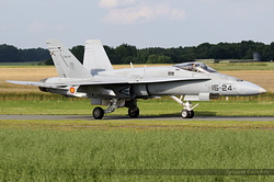 McDonnell Douglas EF-18M Hornet Spain Air Force C.15-37 / 15-24