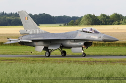 General Dynamics F-16AM Fighting Falcon Belgium Air Force FA-128