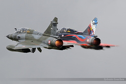 Dassault Mirage 2000N Armée de l'Air 353 / 125-AM & 366 / 125-BC