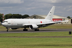Boeing KC-767J Japan Air Self Defence Force 07-3604