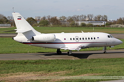 Dassault Falcon 2000 Slovenia Air Force L1-01