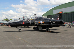 BAE Systems Hawk T2 Royal Air Force ZK019 / J