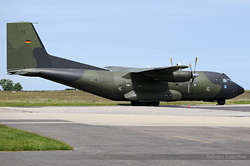 Transall C-160D Germany Air Force 50+64