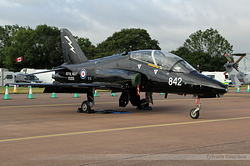 British Aerospace Hawk T1A Royal Navy XX205