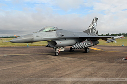 General Dynamics F-16AM Fighting Falcon Belgium Air Force FA-70