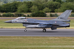 General Dynamics F-16AM Fighting Falcon Netherlands Air Force J-362