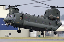 Boeing Chinook HC4 Royal Air Force ZA675
