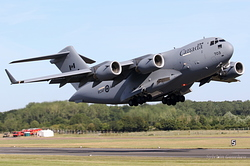 Boeing CC-177 Globemaster III Royal Canadian Air Force 177703