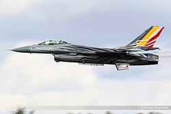 General Dynamics F-16AM Fighting Falcon Belgium Air Force FA-123