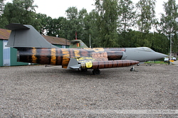 Lockheed F-104G Starfighter Belgium Air Force FA-25