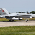 McDonnell Douglas F/A-18C Hornet Switzerland Air Force J-5014