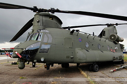 Boeing CH-47D Chinook HC6 Royal Air Force ZK552