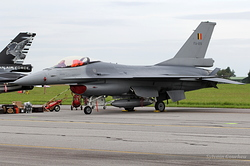 General Dynamics F-16AM Fighting Falcon Belgium Air Force FA-129
