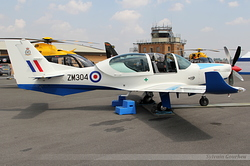 Grob G120TP Prefect T.1 Royal Air Force ZM304
