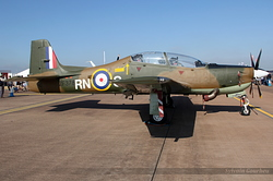 Embraer EMB-312 Tucano T1 Royal Air Force ZF378