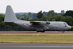Lockheed C-130K Hercules Austria Air Force 8T-CA