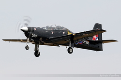 Embraer EMB-312 Tucano T1 Royal Air Force ZF290