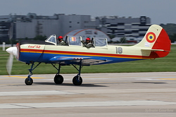 Yakovlev Iak-52 Romania Air Force 18