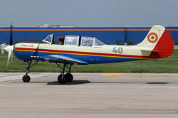 Yakovlev Iak-52 Romania Air Force 40