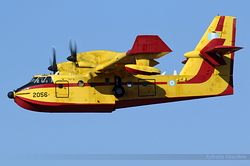 Canadair CL-415 Hellenic Air Force 2056