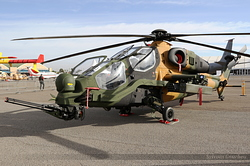 TAI T-129A ATAK Turkish Army P2
