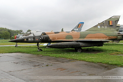 Dassault Mirage 5 A Belgian Air Force BA03