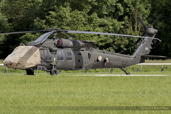 Sikorsky UH-60M Black Hawk United States Army 10-20555