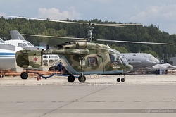 Kamov Ka-226 Hoodlum Russian Air Force RF-90603