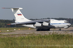 Ilyushin IL-76MD Russian Air Force RF-76604